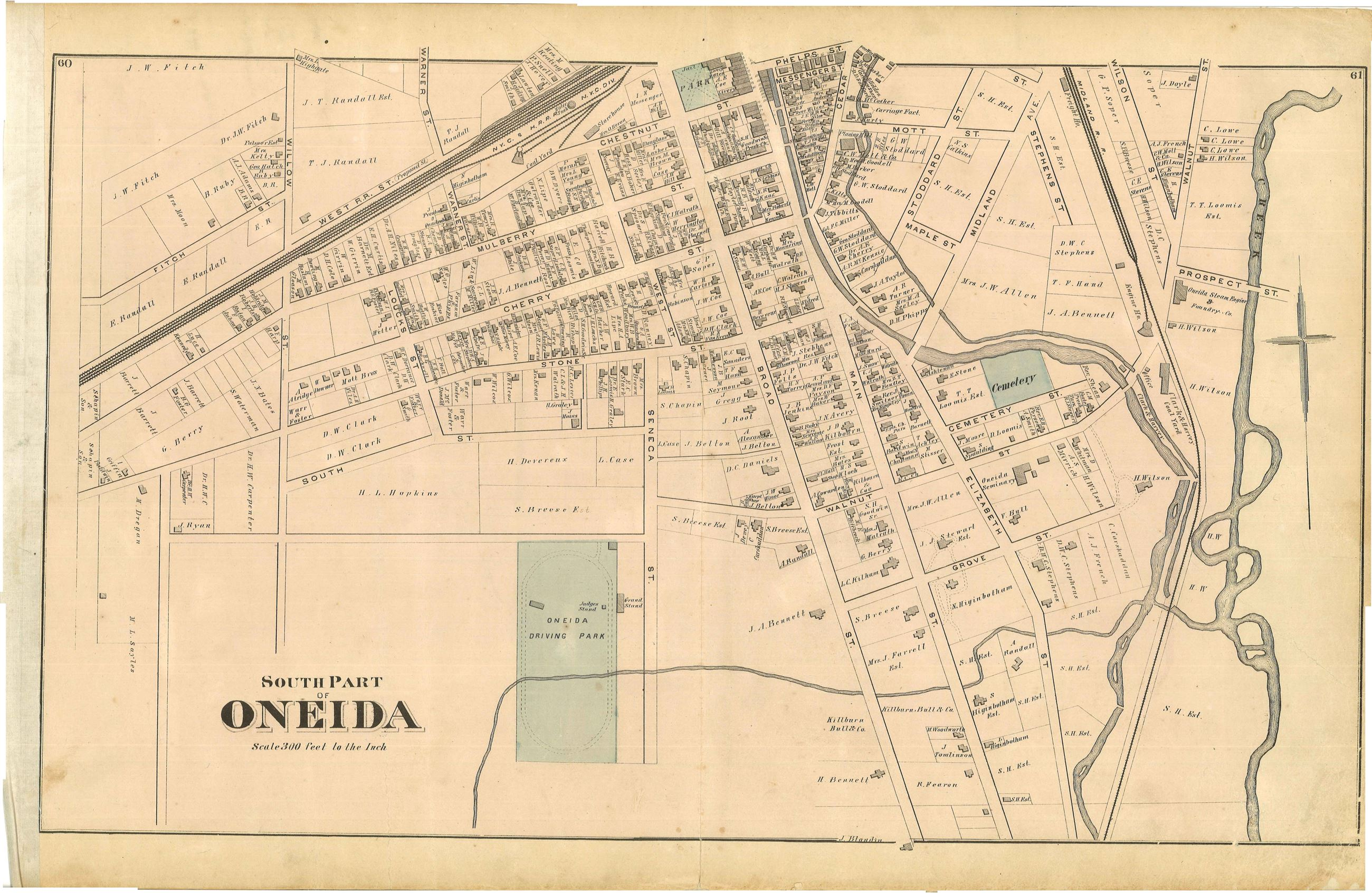 Archival Records | Madison County, NY