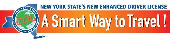 New York States New Enhanced Driver License - A Smart Way to Travel