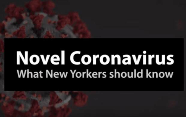 Video Novel Coronavirus - What New Yorkers Should Know