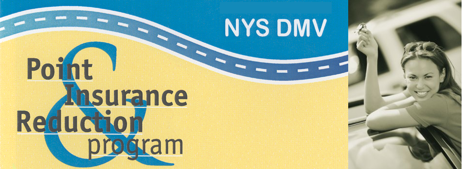NYS DMV Point and Insurance Reduction Program