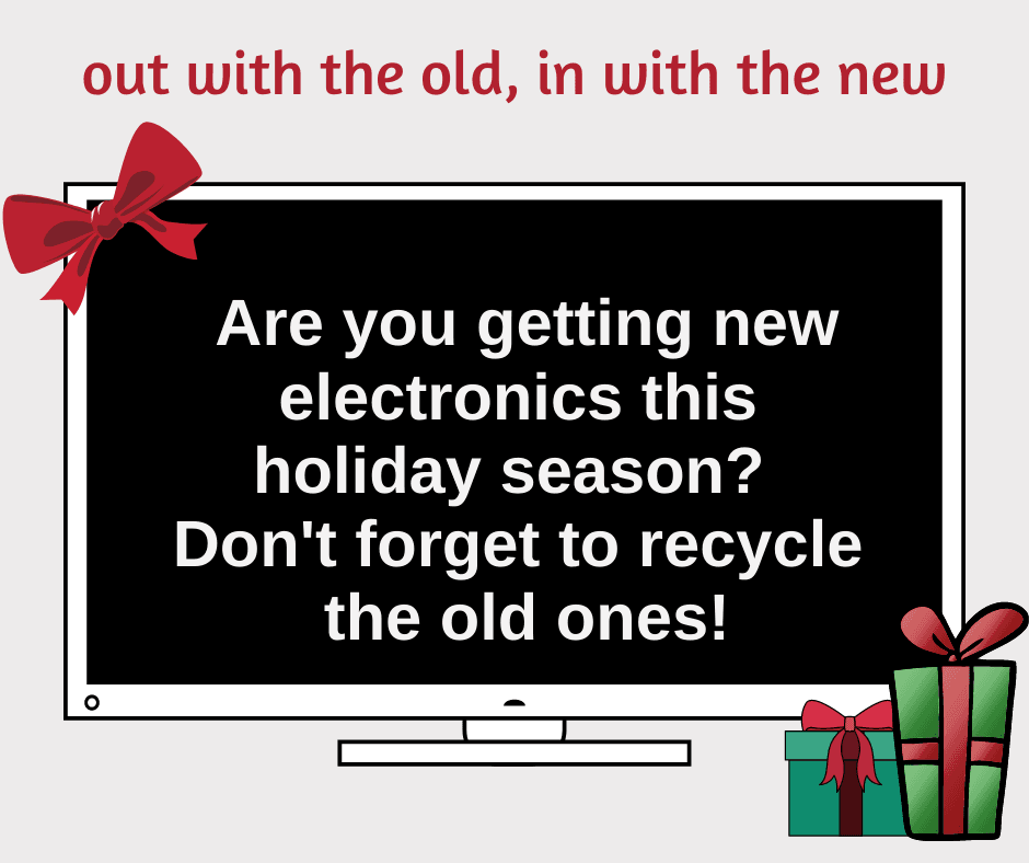 Holiday Electronic Recycling