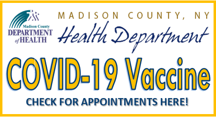 MCDOH COVID-19 Vaccine Facts Button