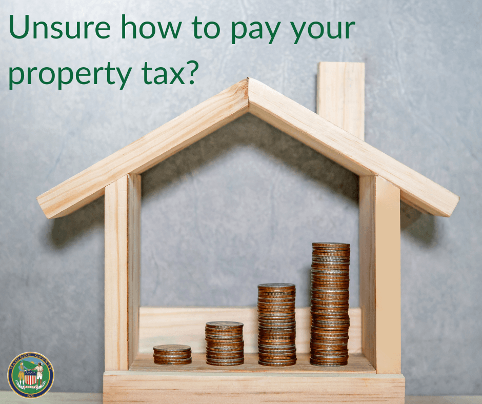 Have you paid your property tax for 2020_