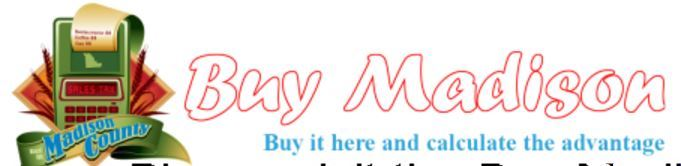 buy Madison County LOGO