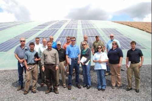 Solar Group Picture