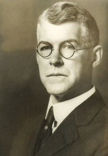 George S. Tibbitts - 1st Superintendent of Madison County Highways - 1909 to 1919