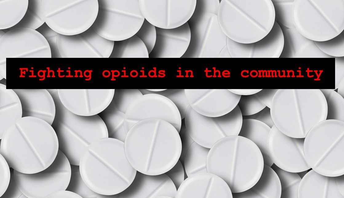 photo of opioids