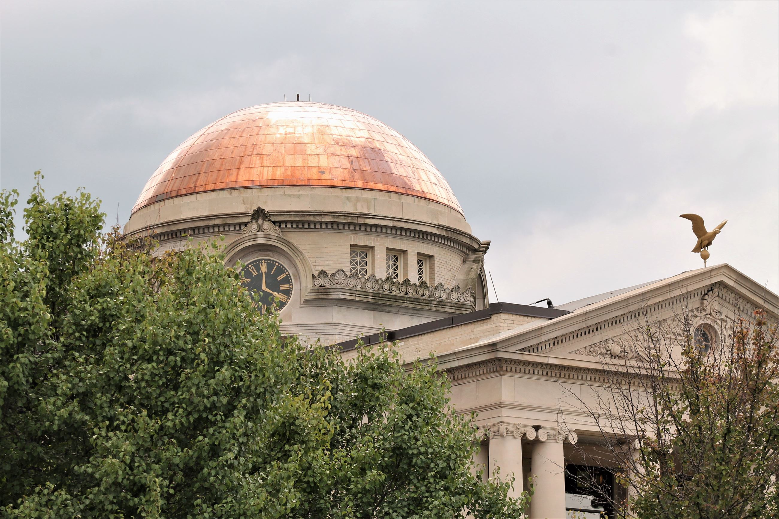 County Courthouse Dome 3