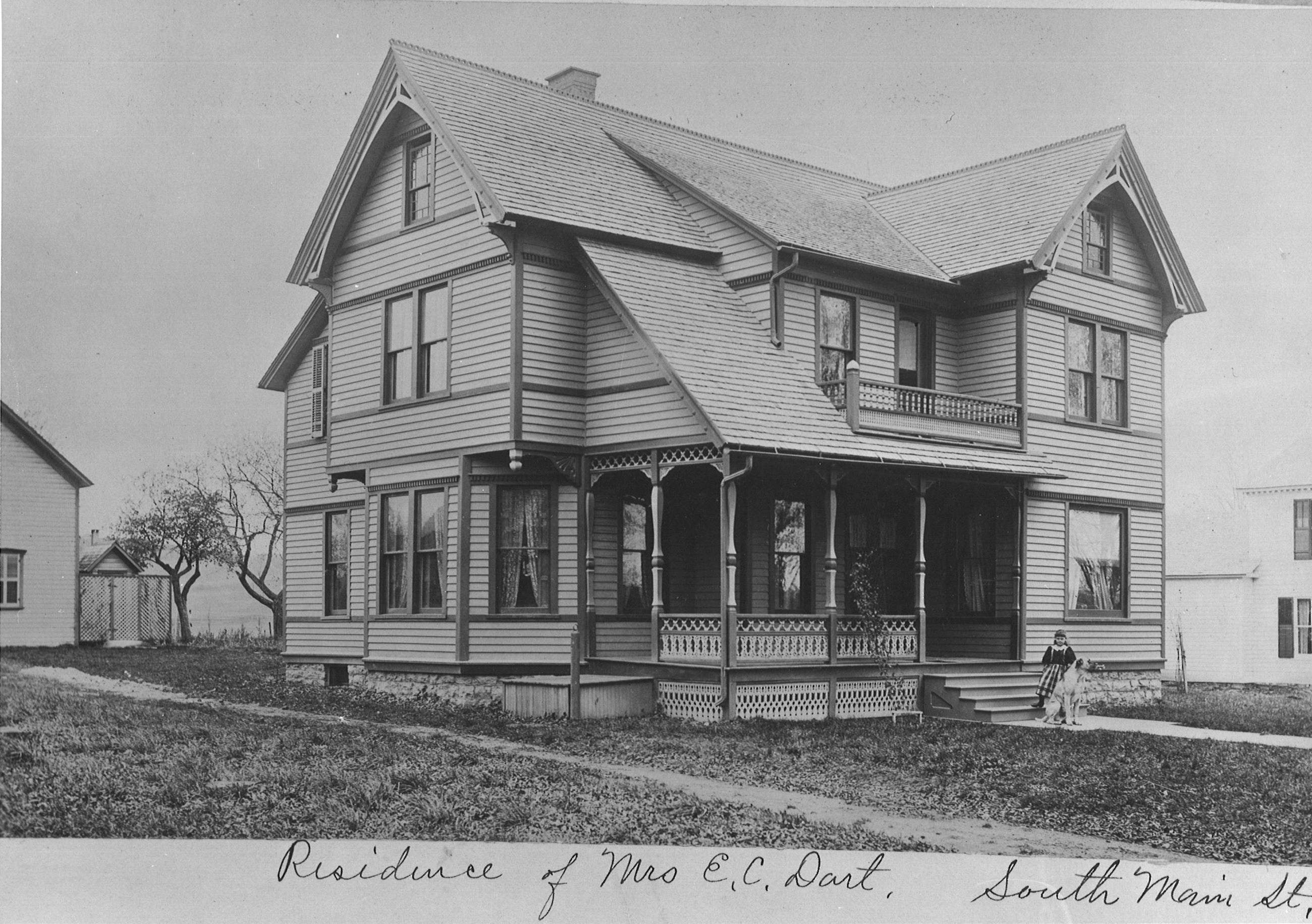 Dart Residence, South Main St., Earlville