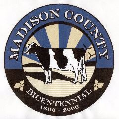 Madison County Bicentennial seal