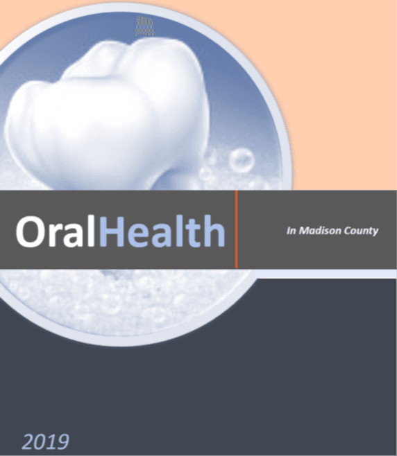 Cover page of 2019 Oral Health Profile