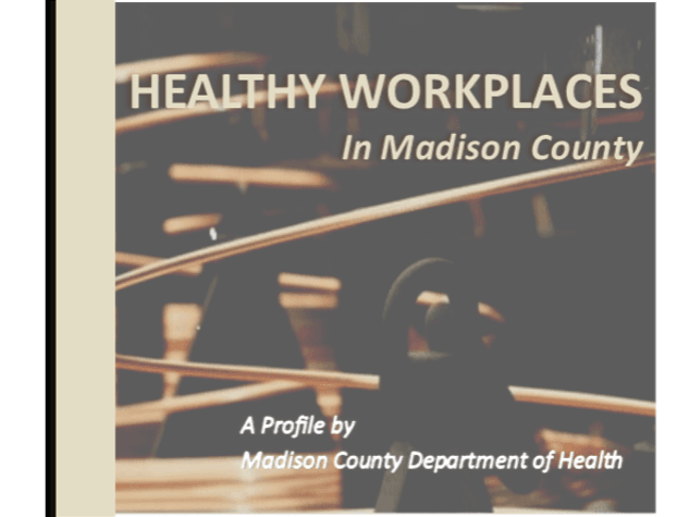 Healthy Workplaces Profile Cover