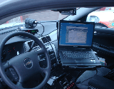 Patrol Car Computer for DDACTS