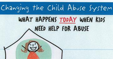 Changing the Child Abuse System, What Happens Today When Kids Need Help for Abuse