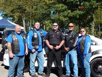 Sheriff's Office Bikers